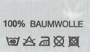 BaumwolleEinnäher