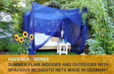 Hazienda mosquito nets