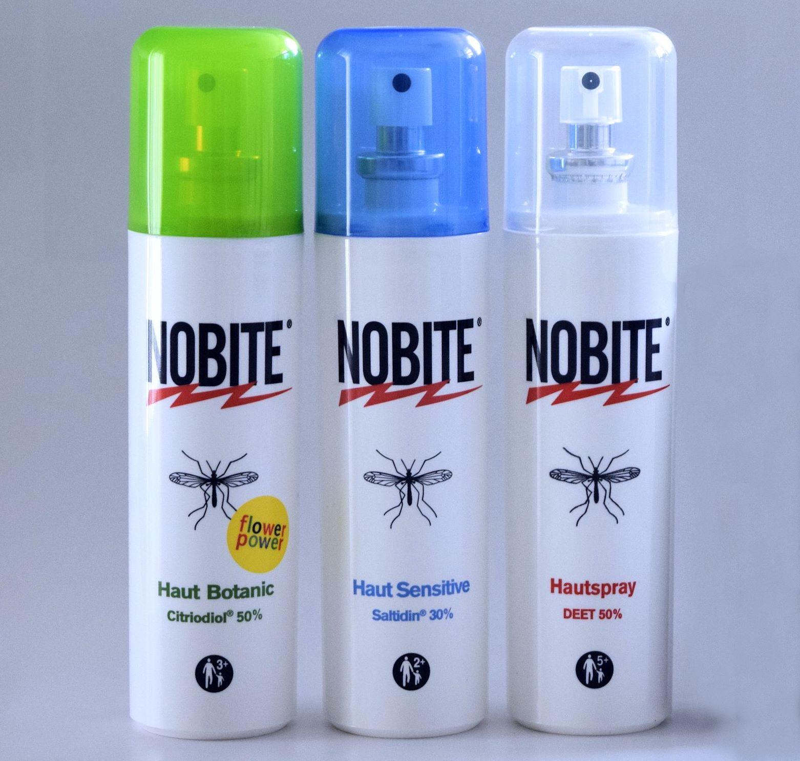 NoBite Hautschutz Serie k