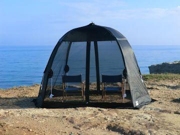 Picnic-Tent Meerblick