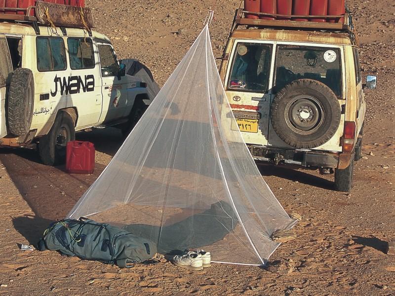 Fine Mesh Single Pyramid (single polar) - 052140