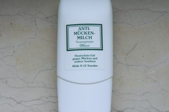 Anti-Mücken-Milch DEET Gel