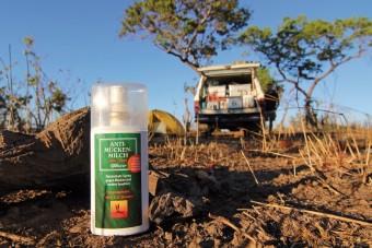 Anti-Mücken-Milch DEET Spray