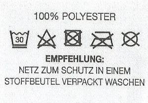 PolyesterEinnäher