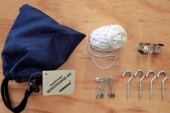 Befestigungs-Kit Outdoor
