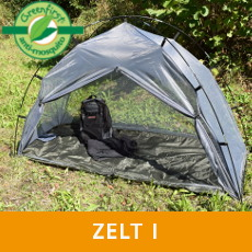 Expedition Zelt I 230x230